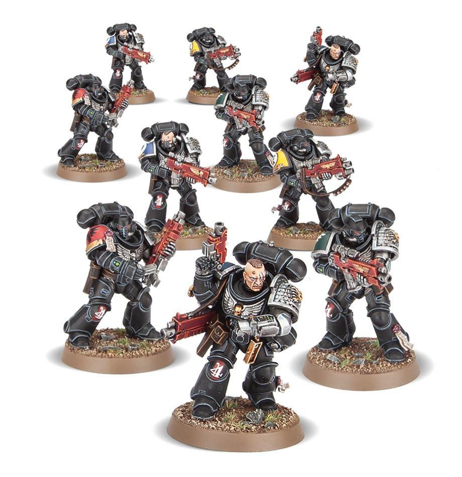 Kill Team Focus: Deathwatch - Warhammer Community