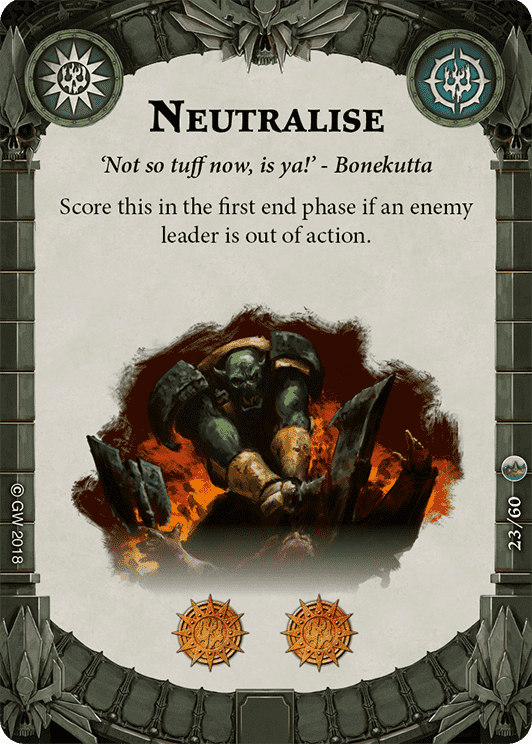 5 Fun Combos in Warhammer Underworlds: Shadespire – Leaders