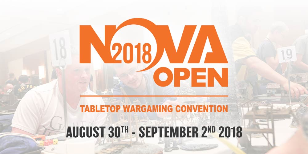 Introducing: The All-star NOVA Warhammer Live Team