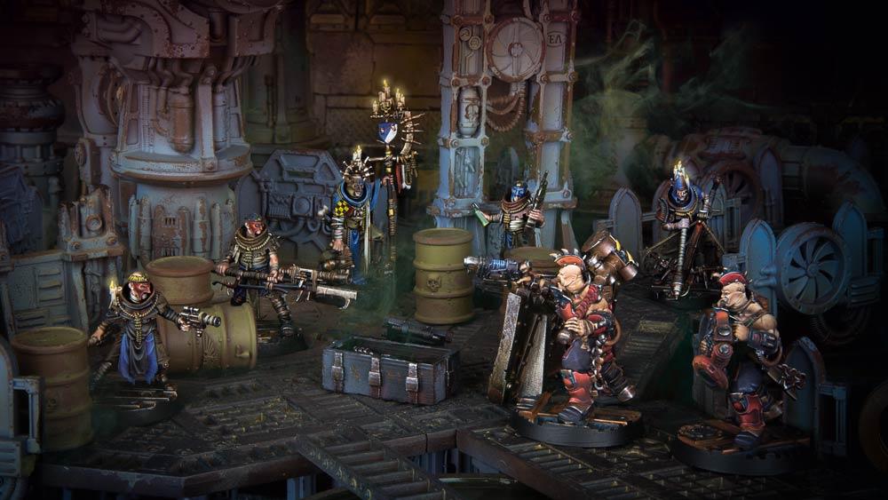 Necromunda Gang Focus: House Cawdor - Warhammer Community