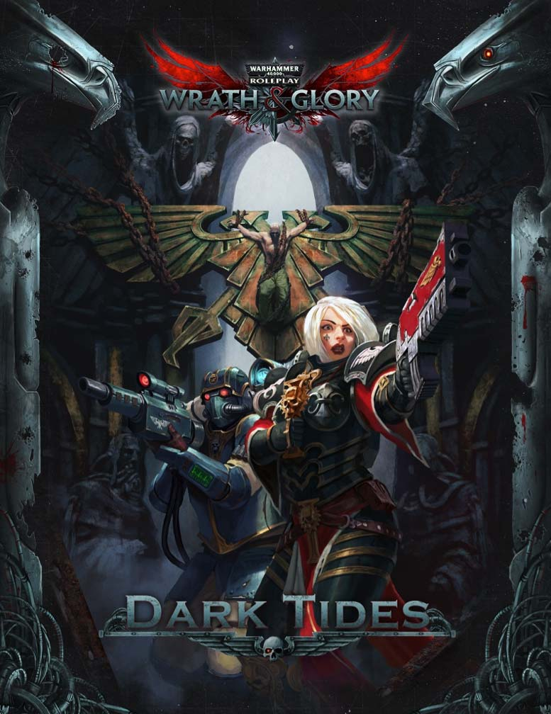 Wrath and Glory: A New Way to Experience the Dark Imperium