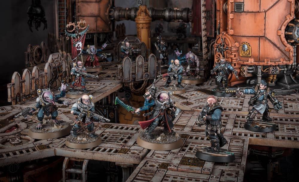 Genestealer Cults in Necromunda, Free! - Warhammer Community