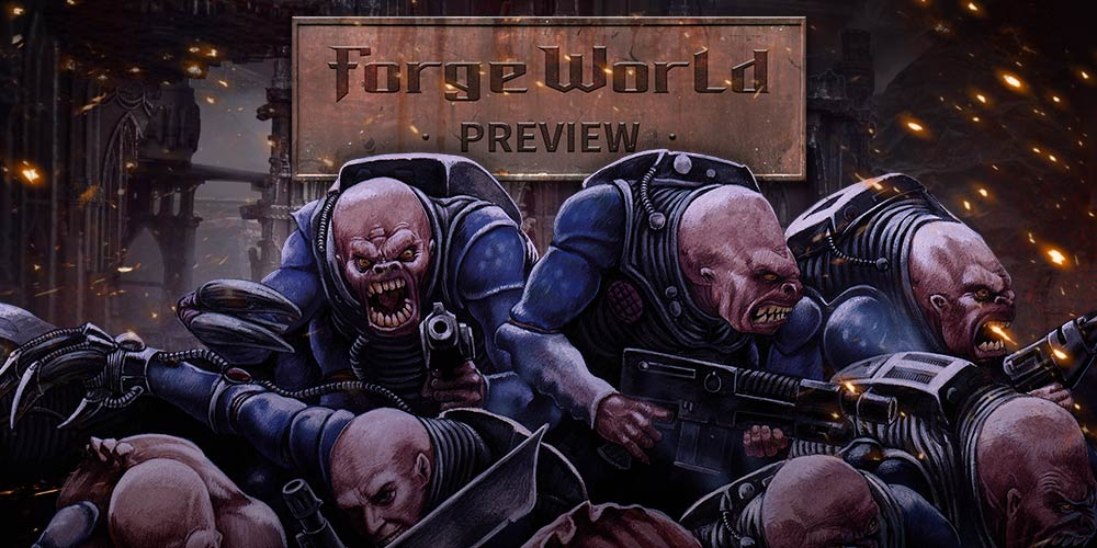 Genestealer Cults in Necromunda, Free! - Warhammer Community