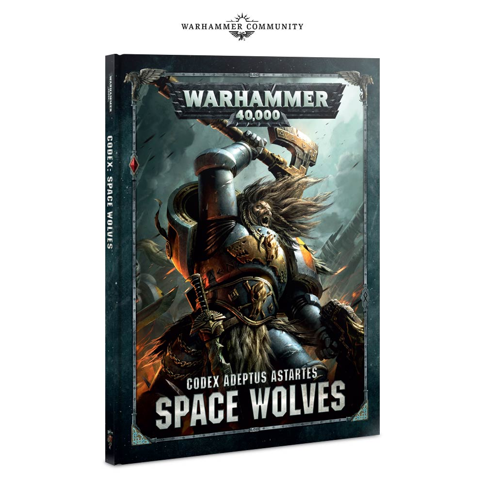 Coming Soon: Space Wolves and Genestealer Cults Battle for