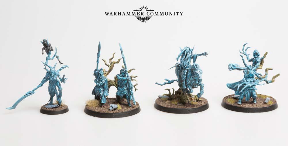 Army Showcase: Tony's Legions of Nagash - Warhammer Community