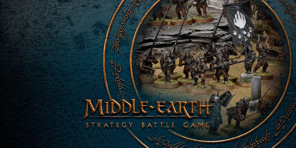the lord of the rings: legends of middle-earth
