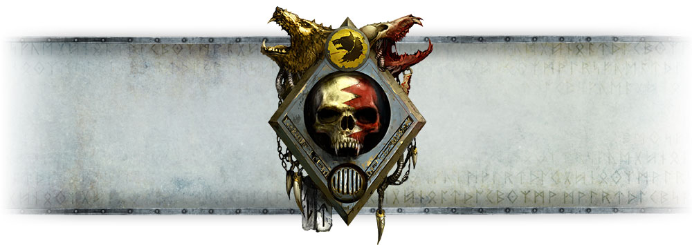 Space Wolves Warlord Traits Warhammer Community