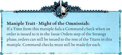 Adeptus Titanicus Part 4: Getting Started - Warhammer Community