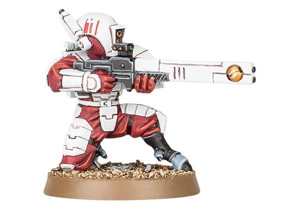 Warhammer 40,000: Kill Team – T'au Empire Tactica