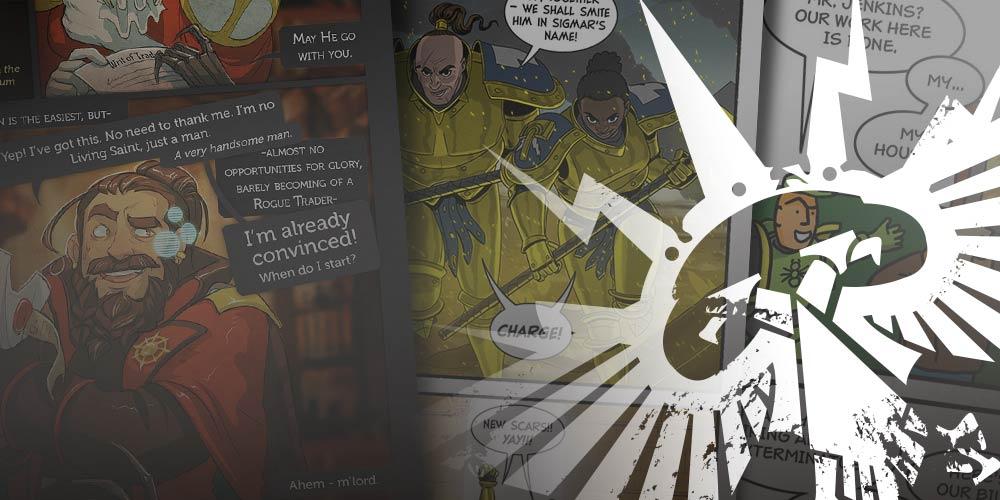 Webcomics on Warhammer Community - Warhammer Community