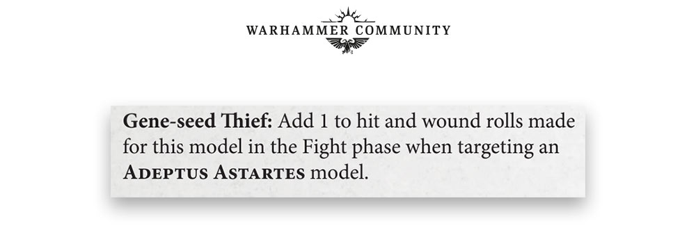 Kill Team: Chaos Commanders - Warhammer Community
