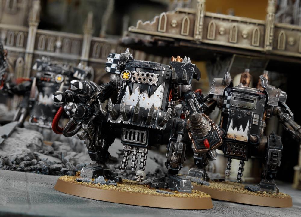 Ork Vehicles Through Da Ages - Warhammer Community