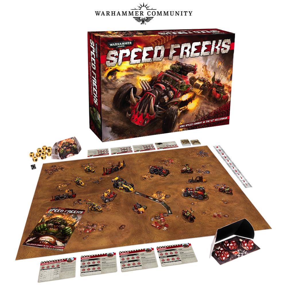 Speed Freeks – Da Roolz - Warhammer Community