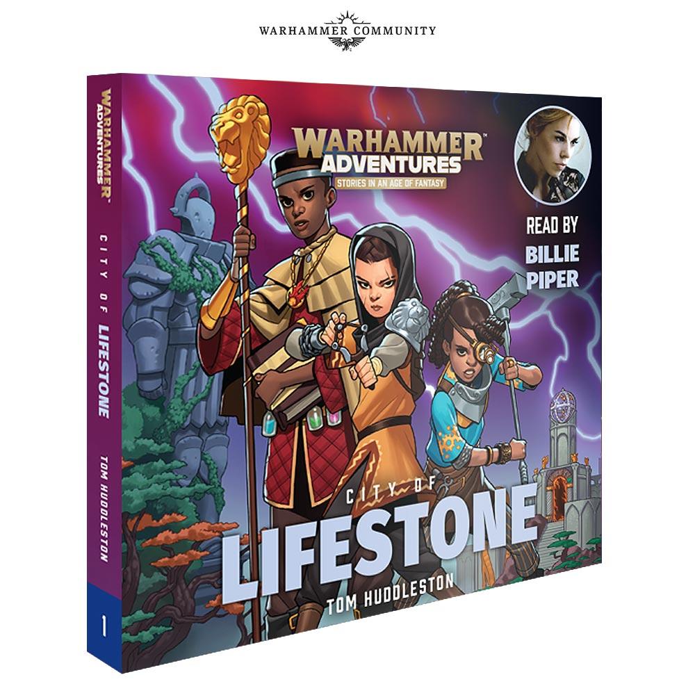 Warhammer Adventures: The Audiobooks - Warhammer Community