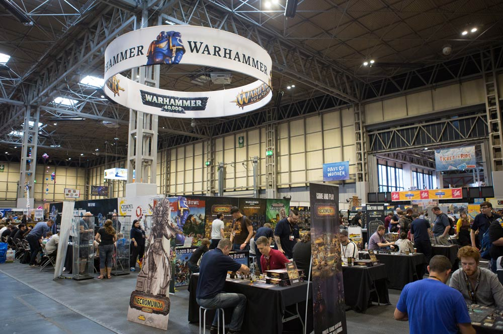 Tournaments at the UK Games Expo - Warhammer Community