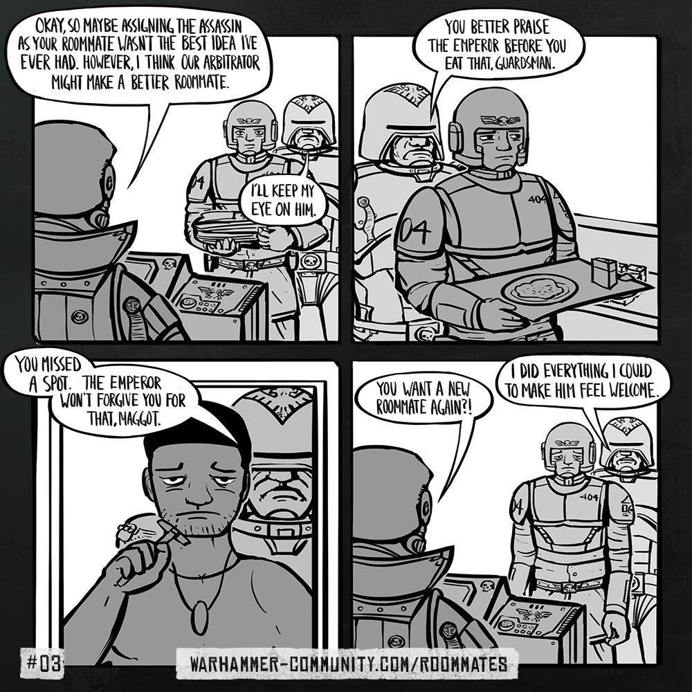 The Arbitrator - Warhammer Community