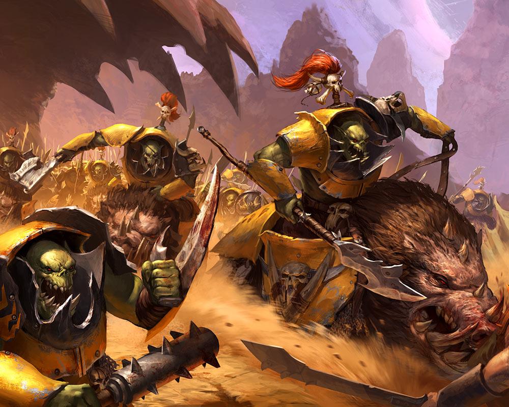 Gorkamorka: The God(s) of Destruction - Warhammer Community