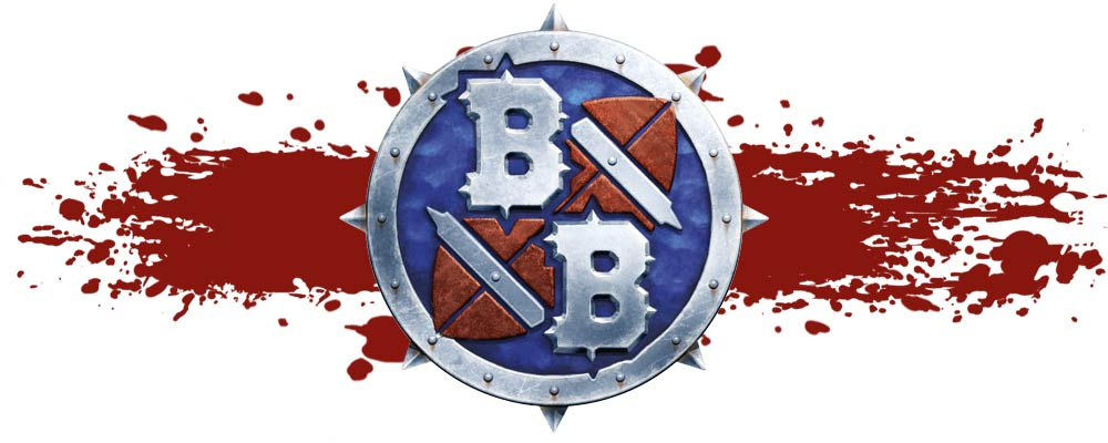 Resultado de imagen de blood bowl logo