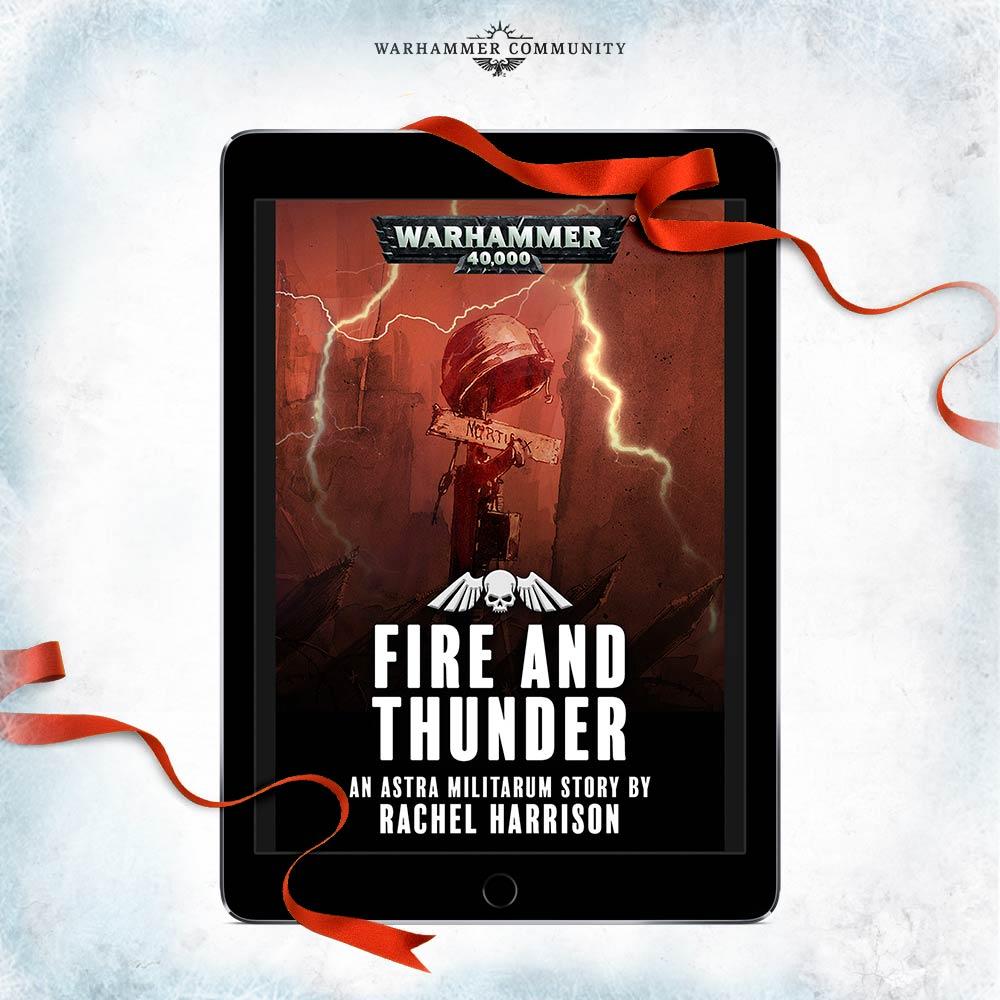 Advent Calendar: The First Five Stories - Warhammer Community