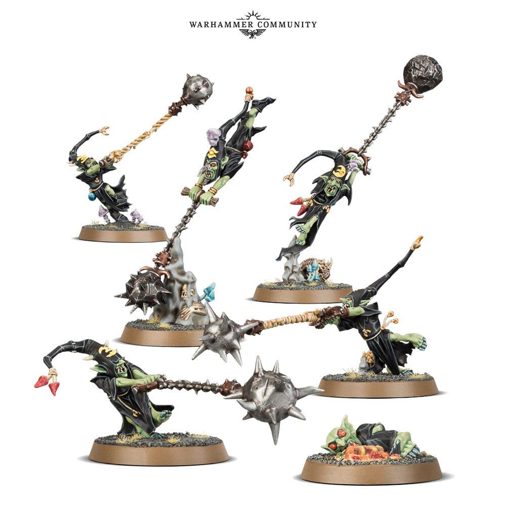 Next Week's Pre-orders and more: Gloomspite Gitz
