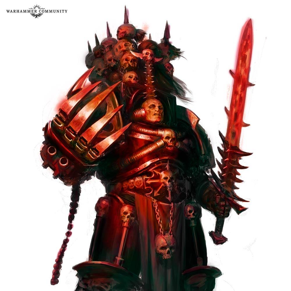 Grim Dark Corners: To Bind A Daemon - Warhammer Community