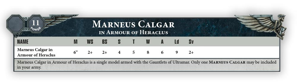 Marneus Calgar and Haarken Worldclaimer – Rules Preview