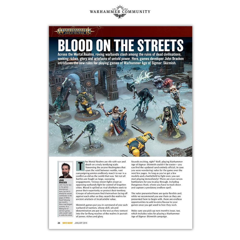White Dwarf and Warhammer Age of Sigmar - Warhammer Community