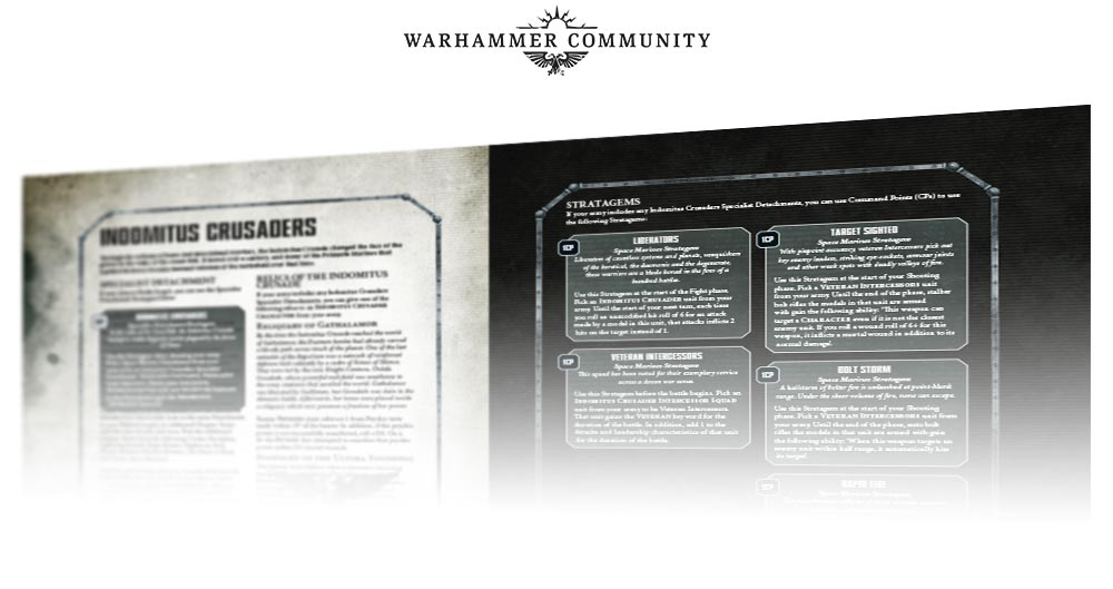 War Zone Vigilus: A New Theatre of War - Warhammer Community