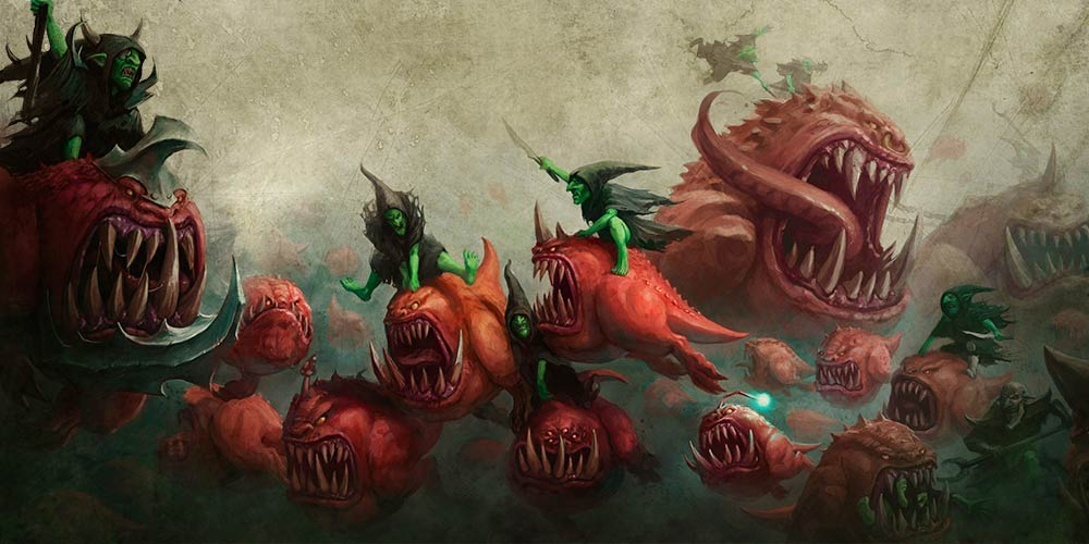 Image result for warhammer squig art