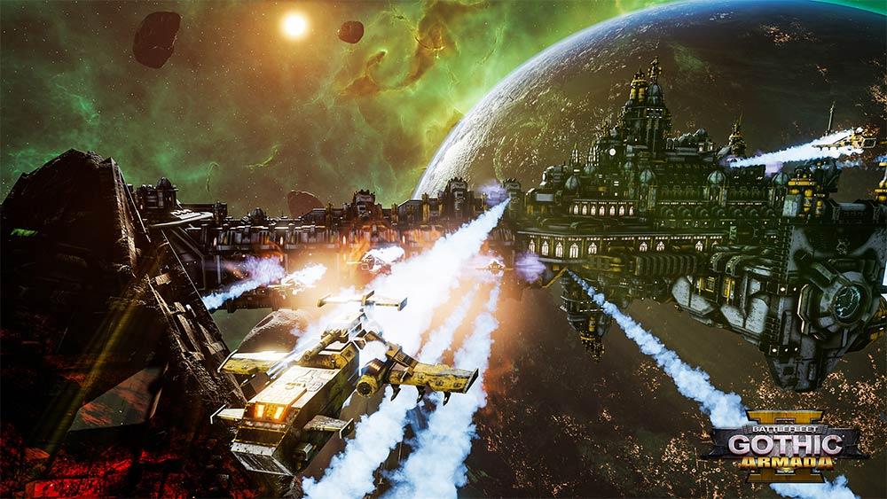 Battlefleet Gothic Archives - Warhammer Community