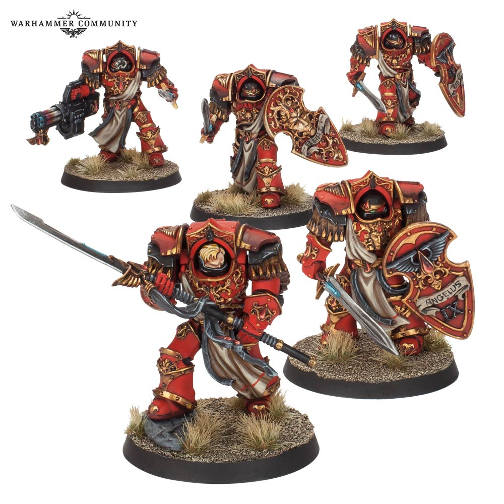 New from Forge World: Malevolence and Angels - Warhammer
