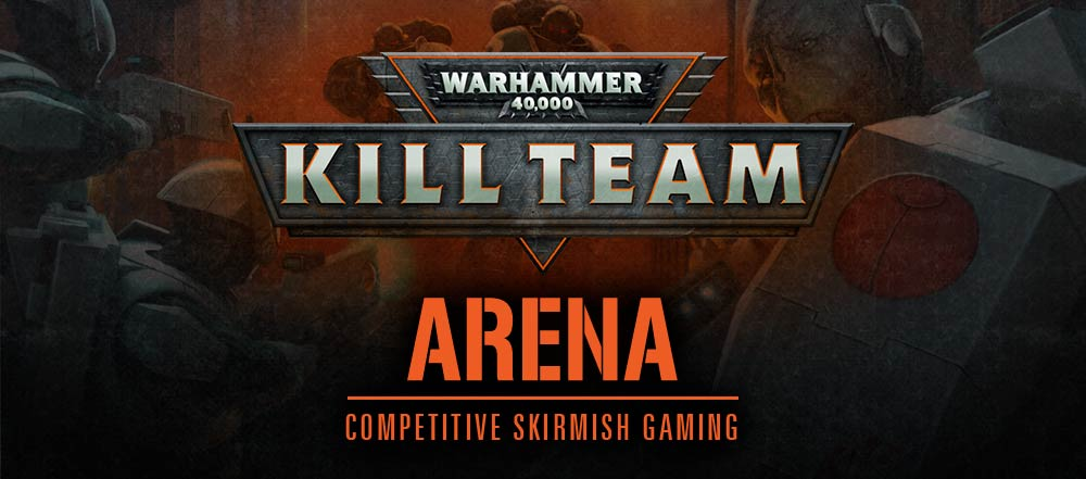 Unboxing Kill Team: Arena - Warhammer Community