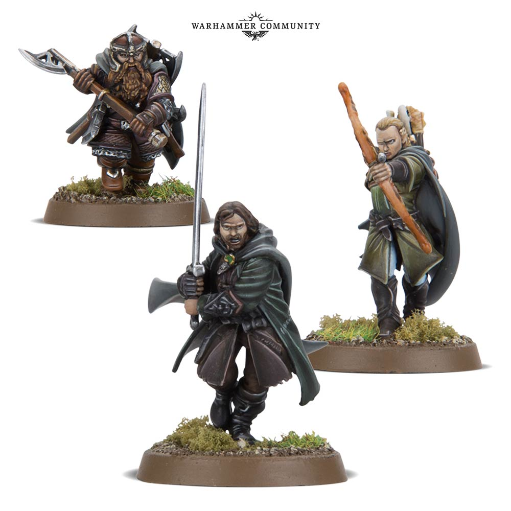 Next Week's Pre-orders: Underworlds, Titans and Middle-earth