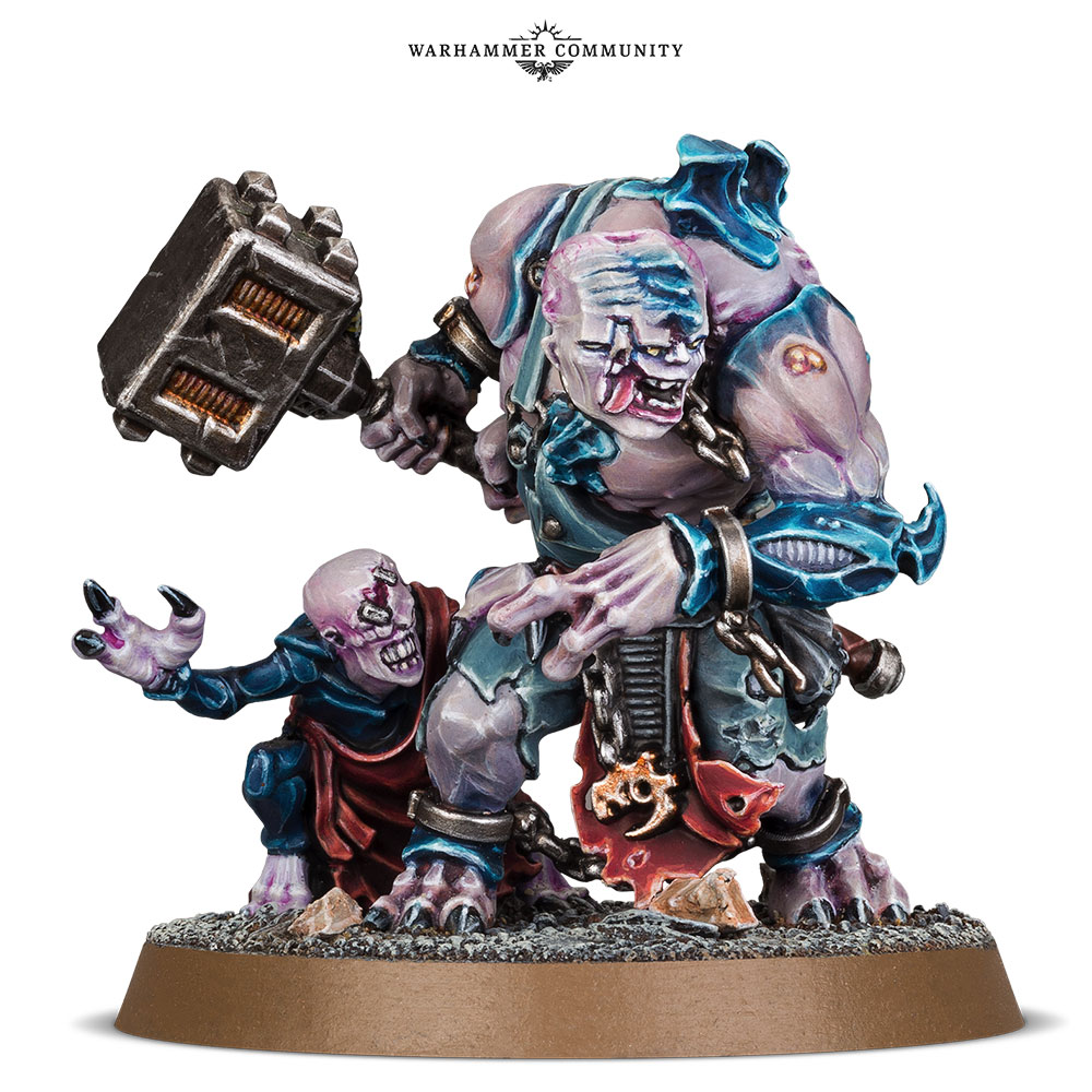 Pre-order Preview: Carrion Empire and Genestealer Cults - Warhammer