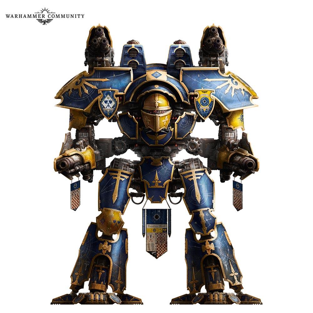 Titandeath: The Legions of the War for Beta-Garmon
