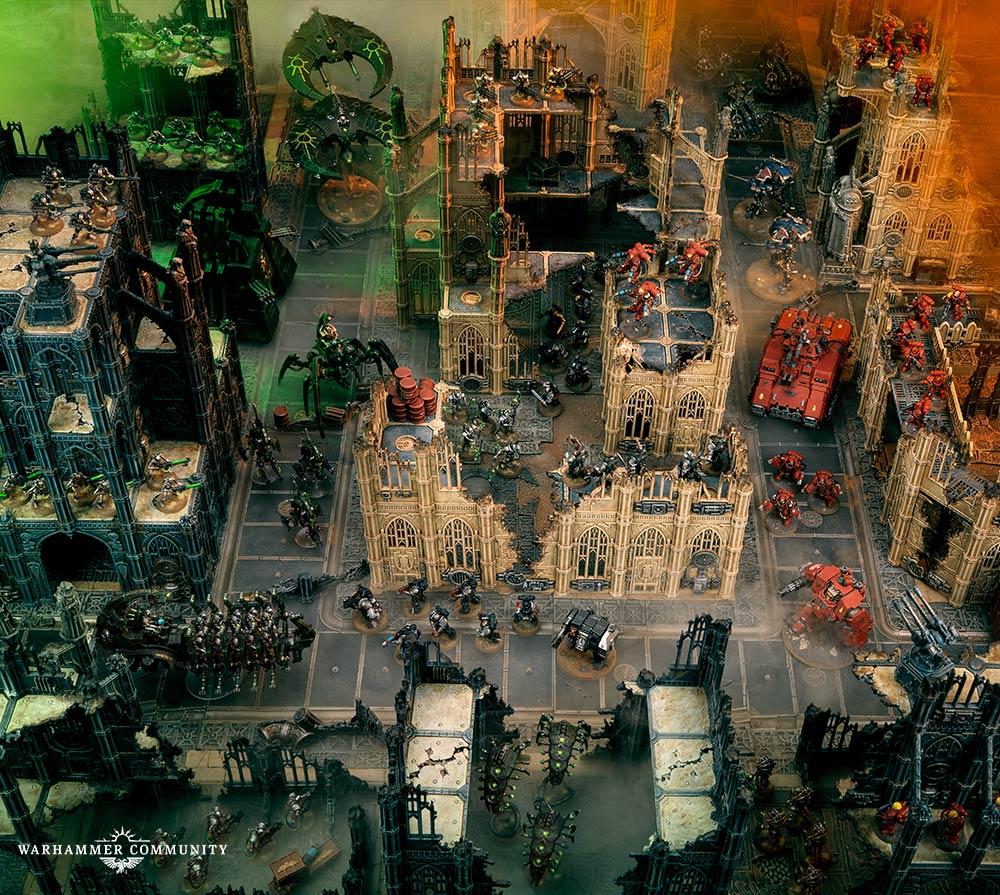 cities of death 40k pdf