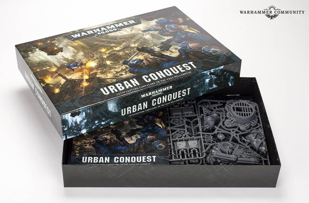 Unboxing Warhammer 40,000: Urban Conquest - Warhammer Community
