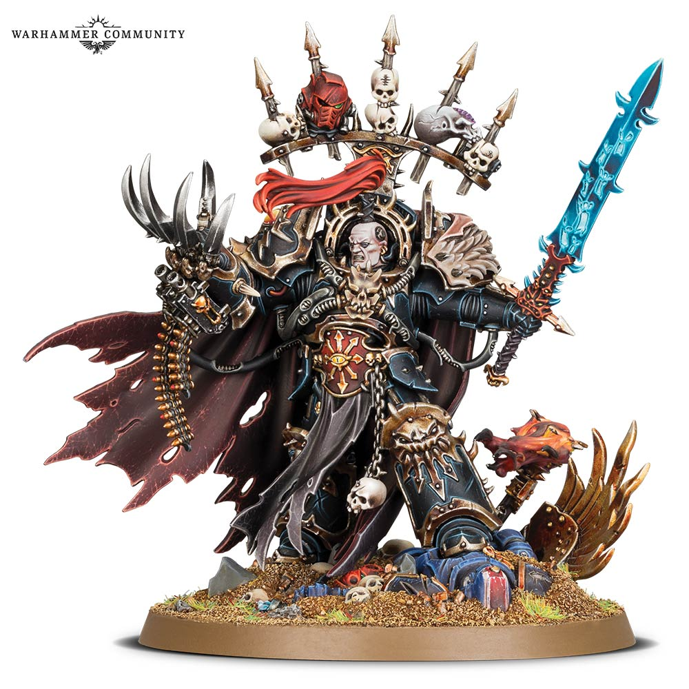 Abaddon Revealed - Warhammer Community