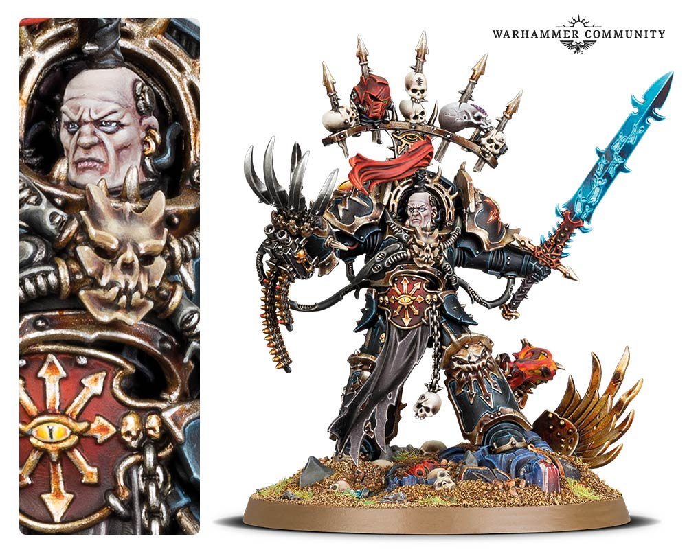 Abaddon Revealed - Warhammer Community