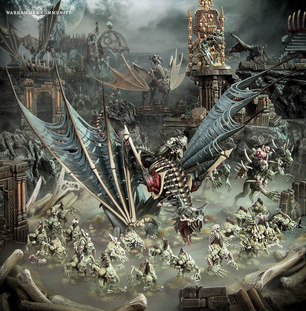 Death Battletome: Flesh-eater Courts – The Low-down