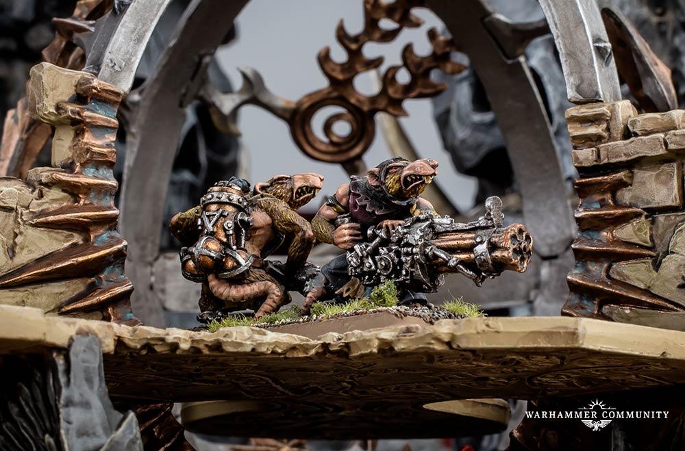 Mad Machines: Building a Skaven Army - Warhammer Community