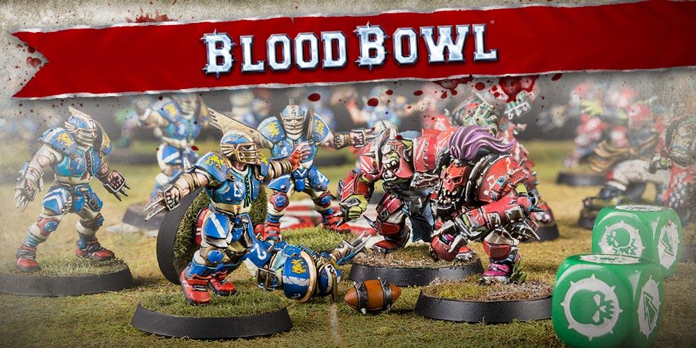 Forging a Legacy – Naming Your Blood Bowl Team - Warhammer