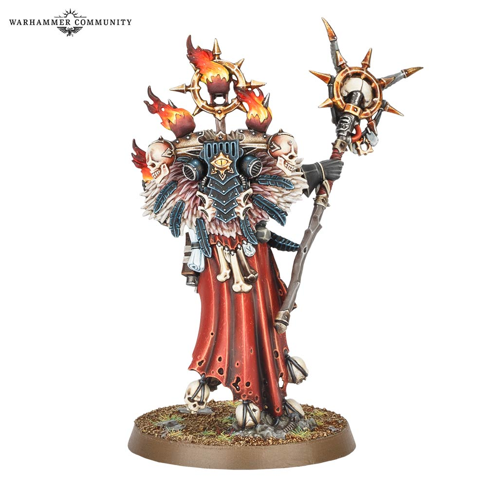 Warhammer 40K Shadowspear Chaos Space Marines Daemonkin Master of Possession New