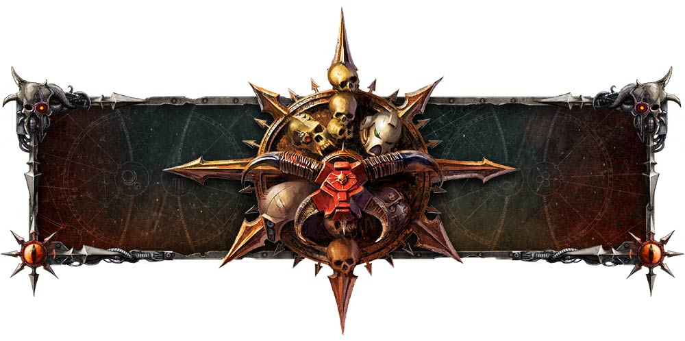 Chaos Space Marines Focus: The Lord Discordant - Warhammer Community
