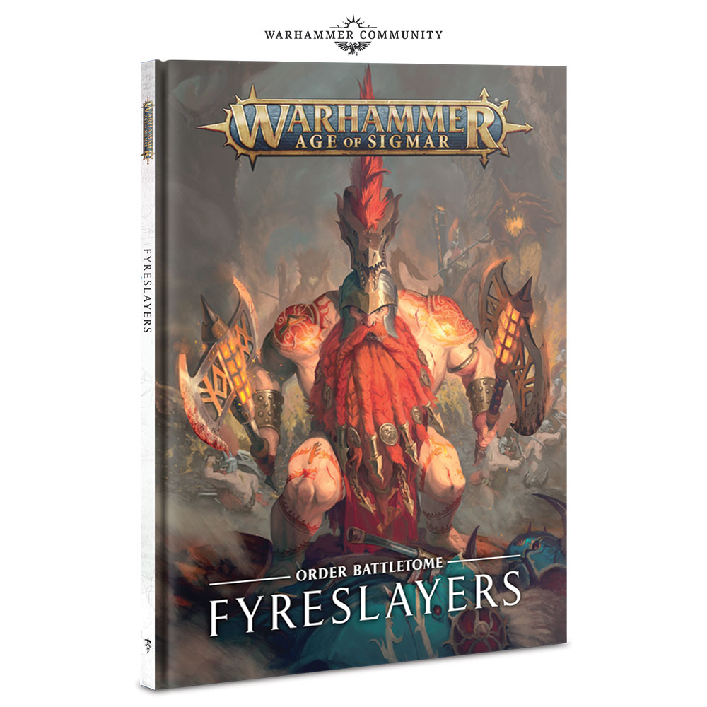 9f5d3b0ae32 Battletome  Fyreslayers also sheds new light on the history of these  ur-gold-seeking mercenaries and establishes them as a major player in the  unfolding ...