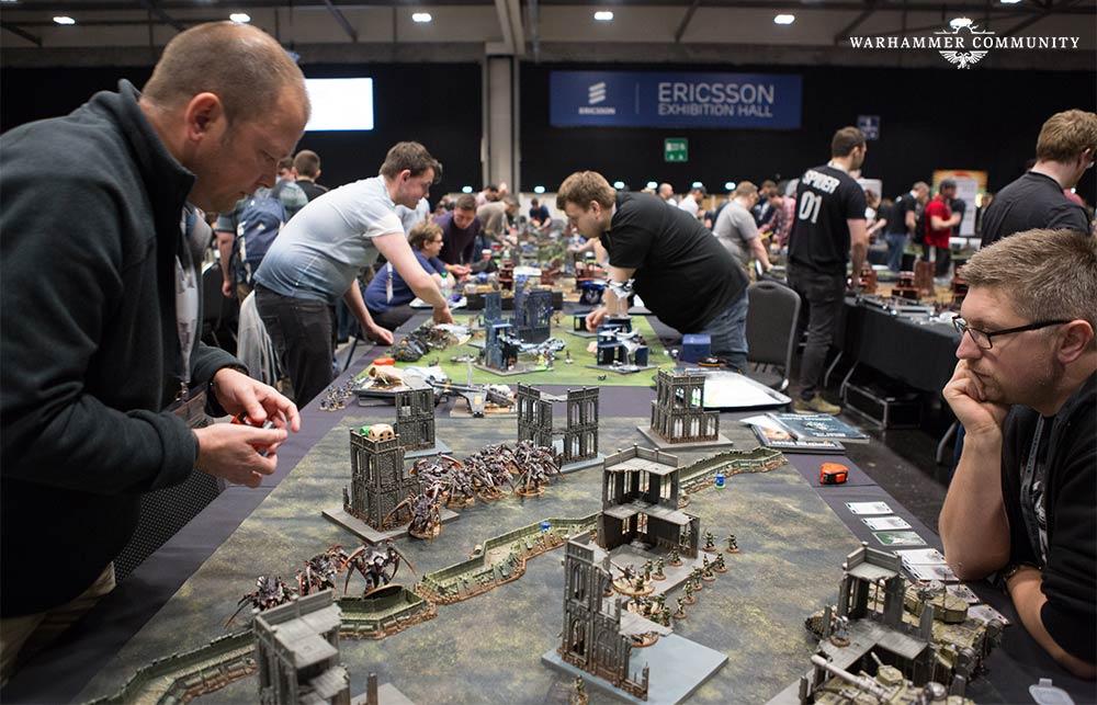 Gaming at Warhammer Fest UK 2019 - Warhammer Community