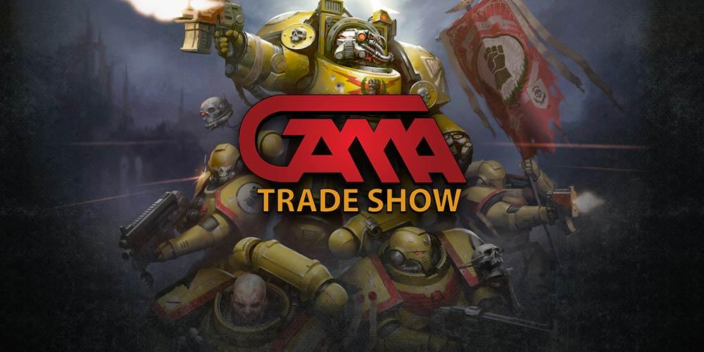 Breaking News from GAMA! - Warhammer Community