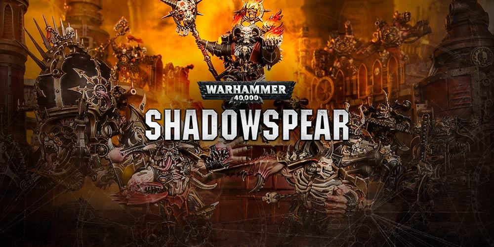 Shadowspear Focus: Daemonkin Rules - Warhammer Community