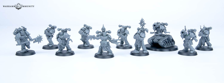 Kit Bash: Chaos Space Marines - Warhammer Community