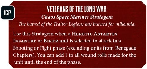Chaos Space Marines: Top 5 Tactics for Matched Play - Warhammer